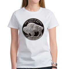 Silver Buffalo-Indian Women's T-Shirt