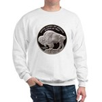 Silver Buffalo-Indian Sweatshirt