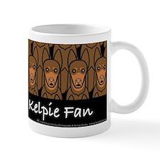 Australian Kelpie Fan Mug