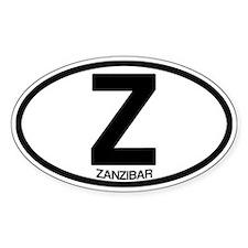 Zanzibar Decal