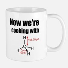 Now Were Cooking With Gas! Mug