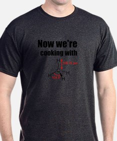 Now Were Cooking With Gas! T-Shirt