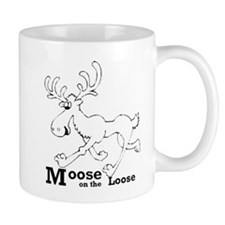 MooseOnTheLoose Mugs