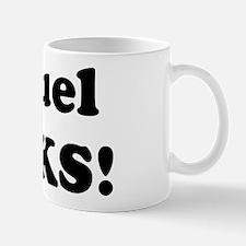 Raquel Rocks! Mug