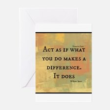 You Make a Difference Greeting Cards (Pk of 20)