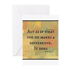 You Make a Difference Greeting Cards (Pk of 10)