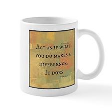 You Make a Difference Mug