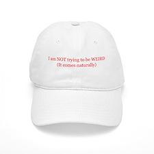 weird1.png Baseball Cap