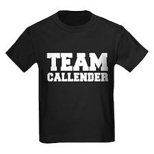 TEAM CALLENDER T