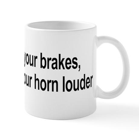 BrakesHorn Mugs