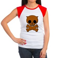 Werewolf Puppy Cap Sleeve Shirt