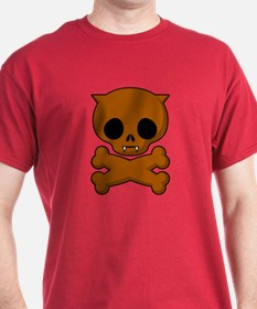 Werewolf Puppy Red T-Shirt