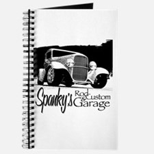 Spanky's Rod & Custom Garage - B&W Journal
