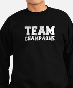 TEAM CHAMPAGNE Sweatshirt