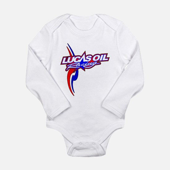 Lucas Oil Racing Onesie Romper Suit