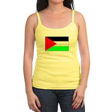 Palestine Jr.Spaghetti Strap