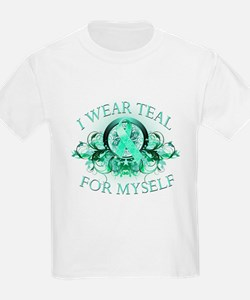 I Wear Teal for Myself T-Shirt