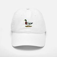 Mallard Duck Drake Cap