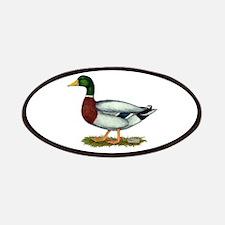 Mallard Duck Drake Patches