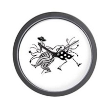 Jitterbug Wall Clock