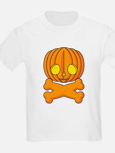 Jack-O-Lantern Kids T-Shirt