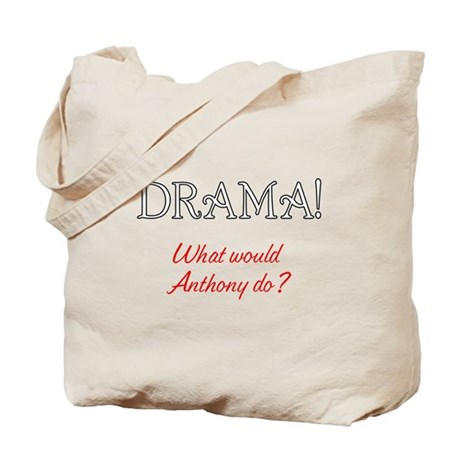 What would the King of Dramas do? Tote Bag