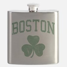 Cute Boston Flask