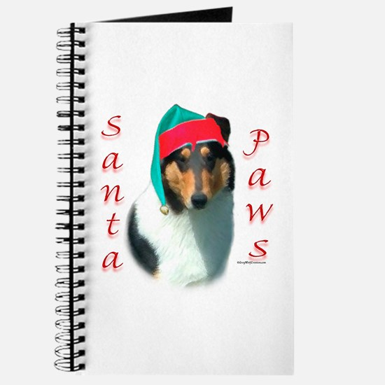 Santa Paws Collie Smooth Journal