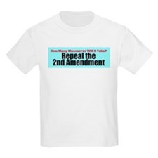 Repeal the Second Amendment T-Shirt