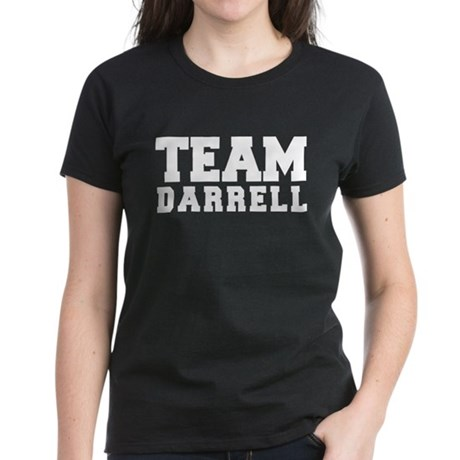 TEAM DARRELL Women's Dark T-Shirt