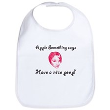 Have a Nice Poop Bib