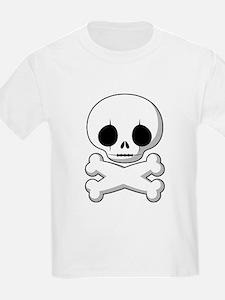 The Crow Skull Kids T-Shirt