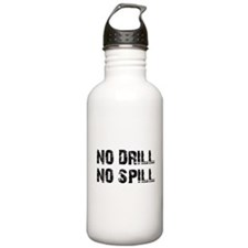 NO DRILL, NO SPILL Water Bottle