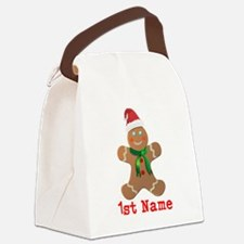 Personalized Canvas Lunch Bag