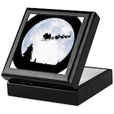 Christmas Moon Keepsake Box