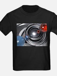 Abstract Camera Lens T