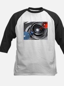 Abstract Camera Lens Tee