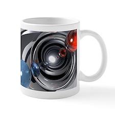 Abstract Camera Lens Mug
