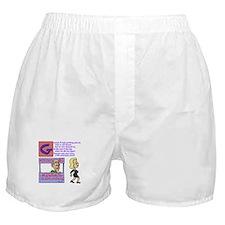 Georgie Porgie Boxer Shorts