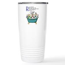 Rub A Dub Travel Mug