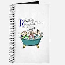 Rub A Dub Journal