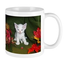 Devon Rex Small Mug