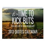 Motivational quote Calendars