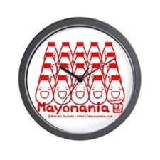 Full Mayota Wall Clock