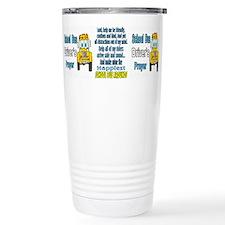 Unique Occupation Travel Mug