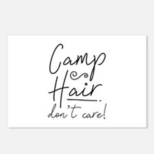 Camp Hair Don't Care Postcards (Package of 8)