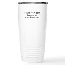 Unique Taxes Travel Mug