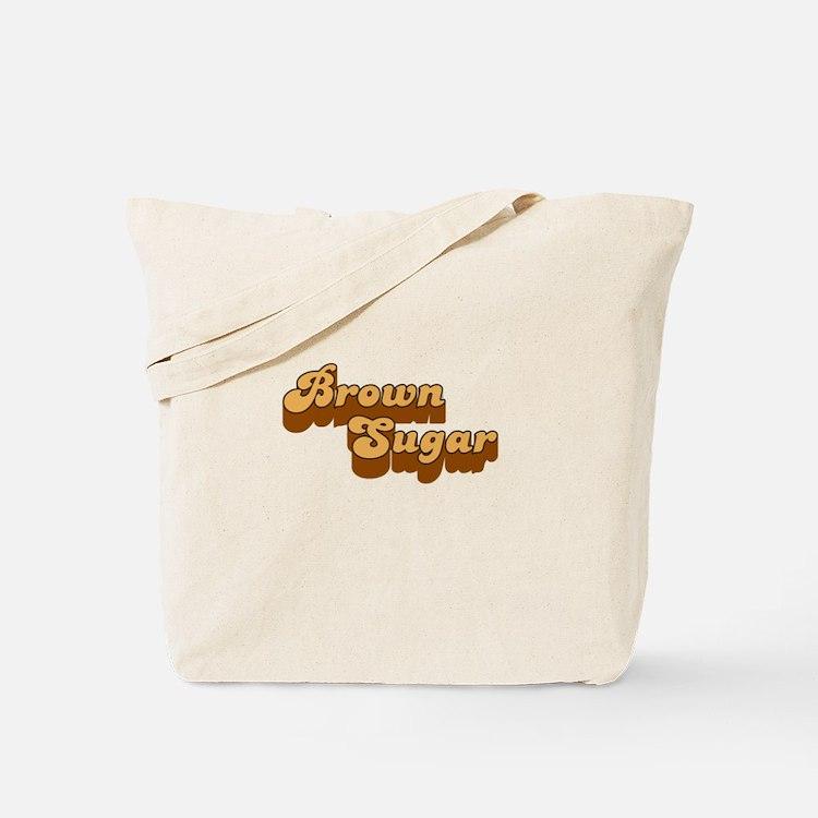 Brown Sugar Tote Bag