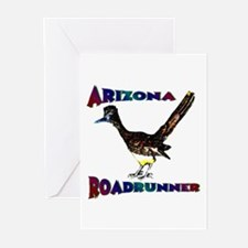 Arizona Roadrunner Greeting Cards (Pk of 10)