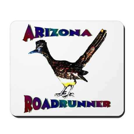 Arizona Roadrunner Mousepad